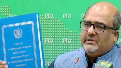 shahzad akbar baig sugar report