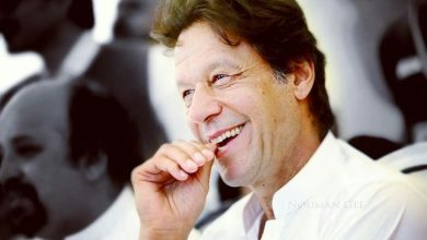 imran laughing