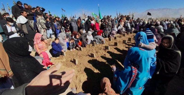hazara grave yard