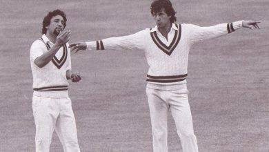 imran and qadir 1977