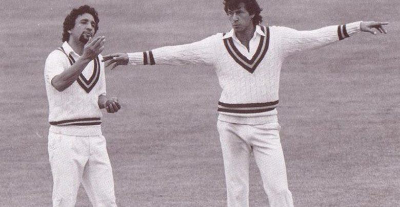 imran and qadir 1977