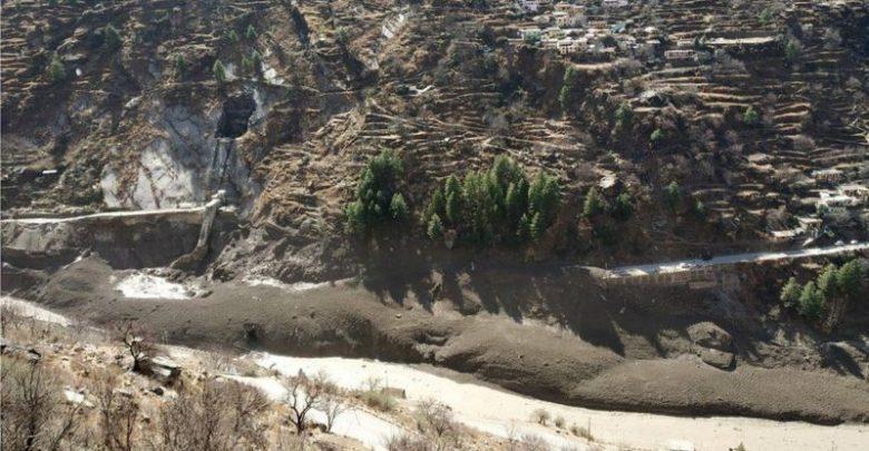 dam destroyed india