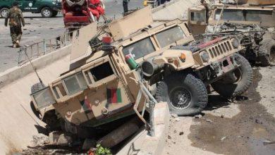 american vehical afghan border