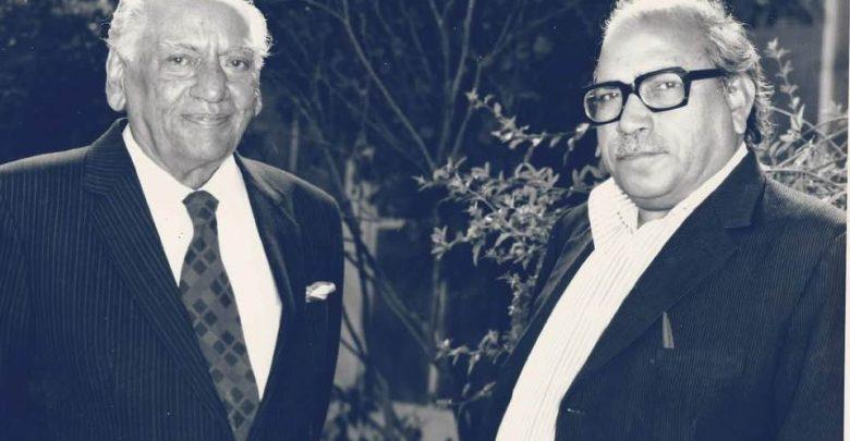 faiz ahmad faiz and I A Rehman