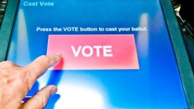 electronic vote
