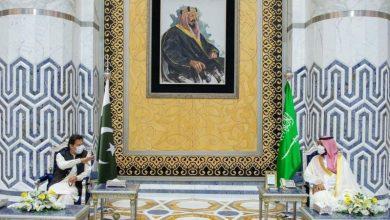 imran khan and muhammad bin suleman prince