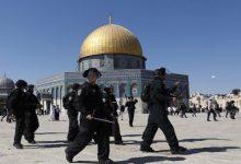 israel aqsa mosque