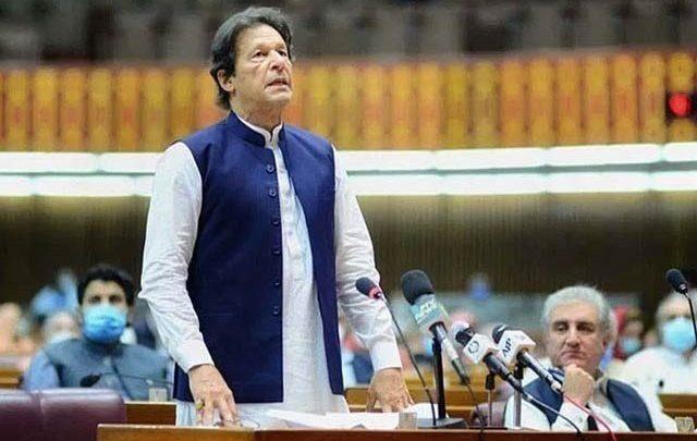 imran khan assembly
