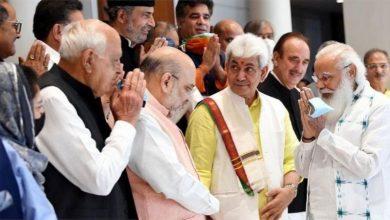 modi kashmiri leaders