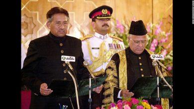 irshad hassan khan musharraf oath