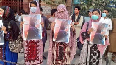 Hani-Baloch-protest